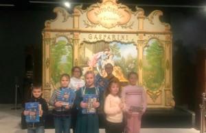 Наши дети приняли участие в тестовой экскурсии музея