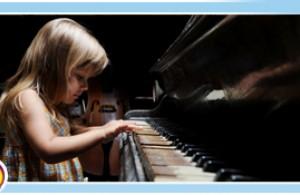 Обучение игре на Фортепиано (индивидуальные занятия)